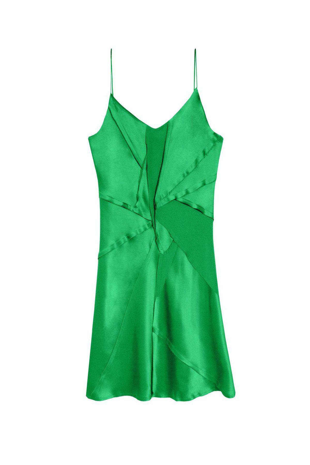 Mini Recycled Dress