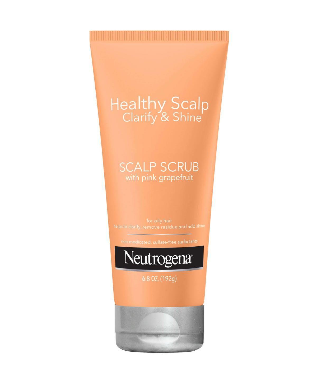 Healthy Scalp Clarify and Shine Scalp Scrub
