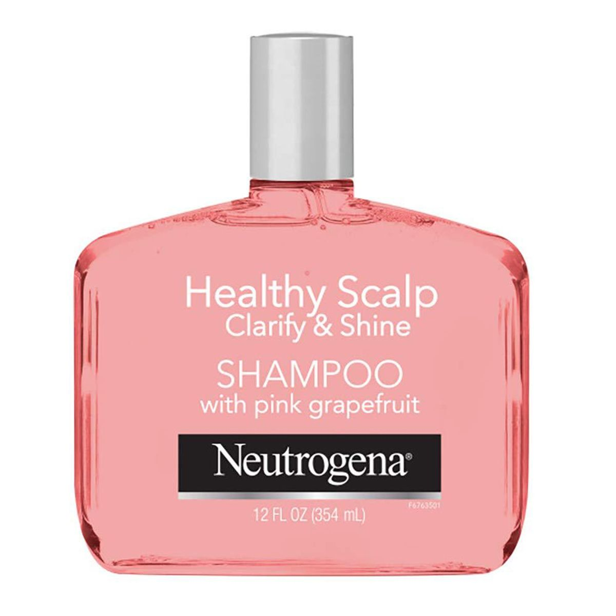Exfoliating Shampoo for Oily Hair & Scalp