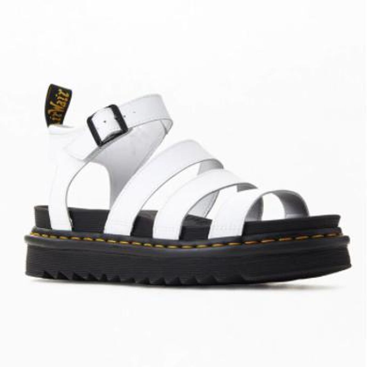 dr marten blaire hydro leather gladiator sandals