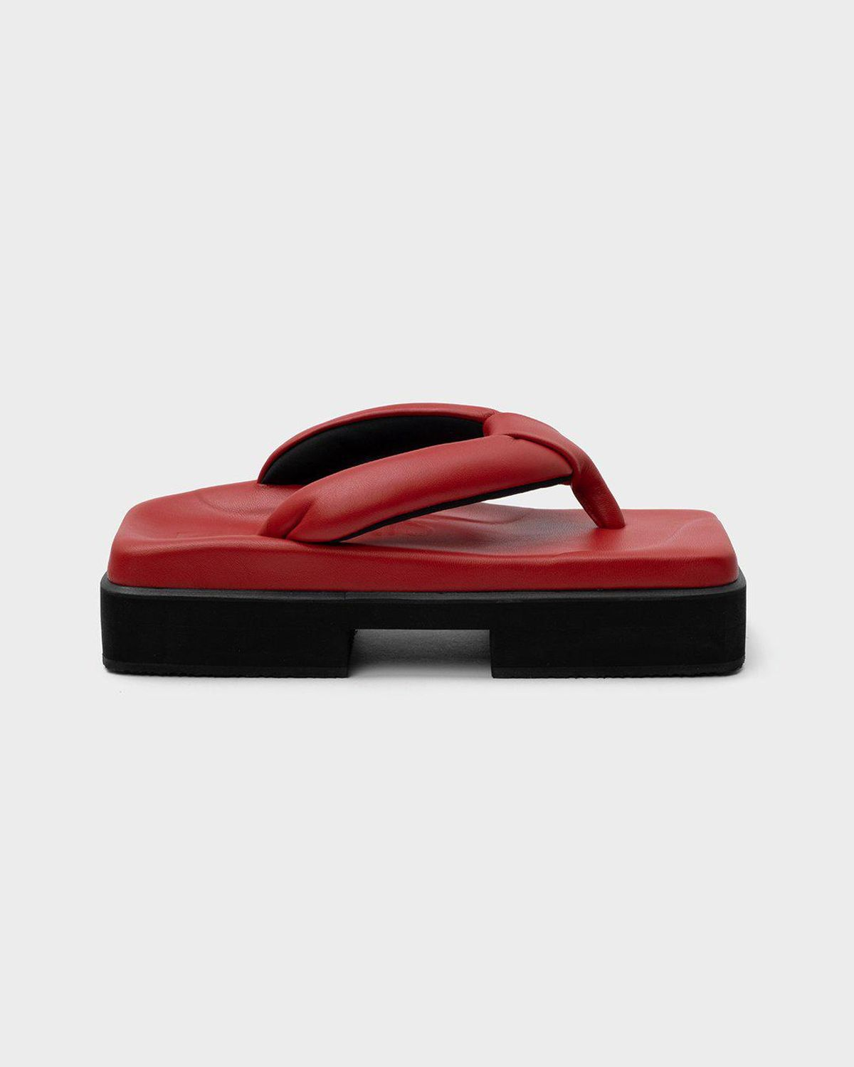 Geta Double Red