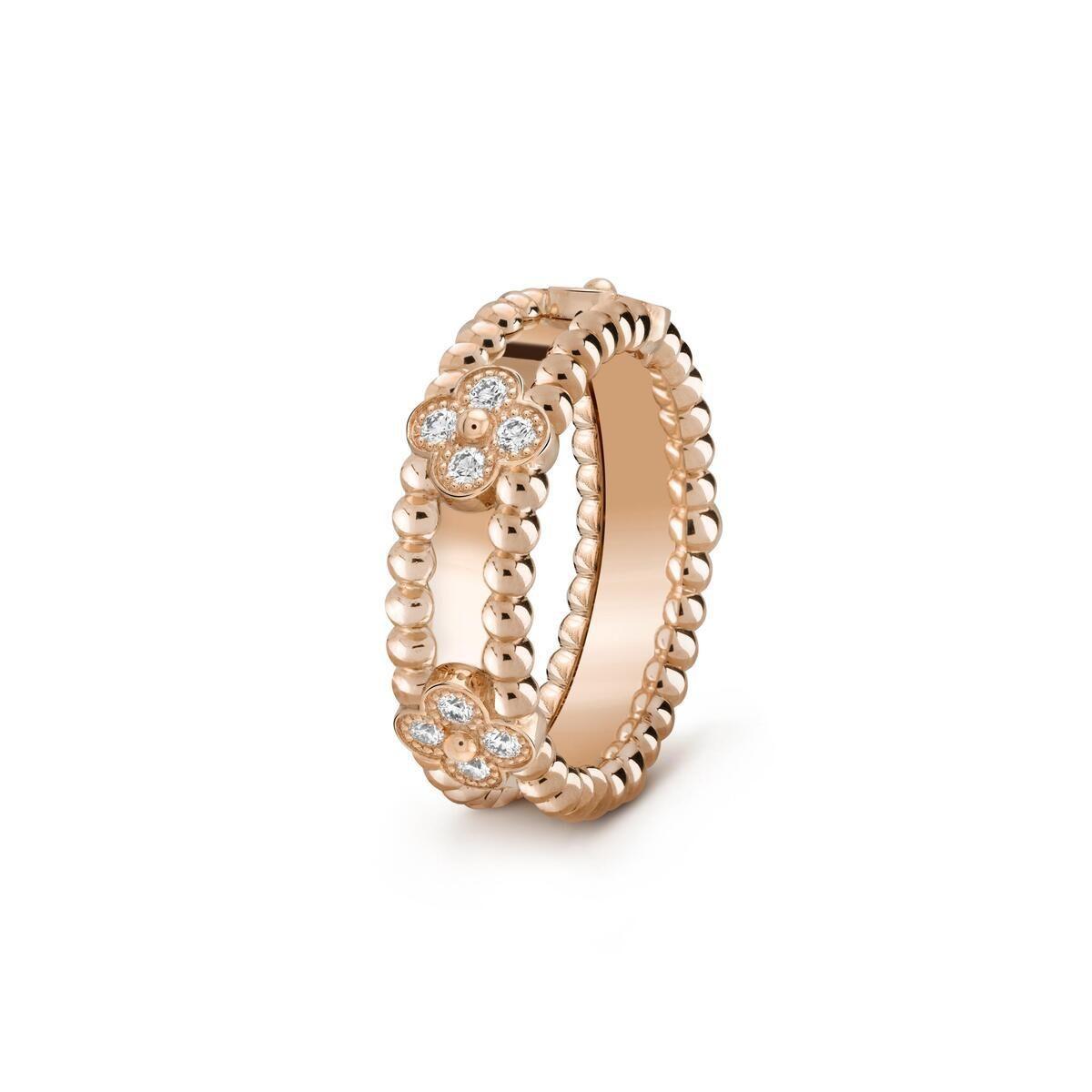 Perlée Sweet Clovers Ring