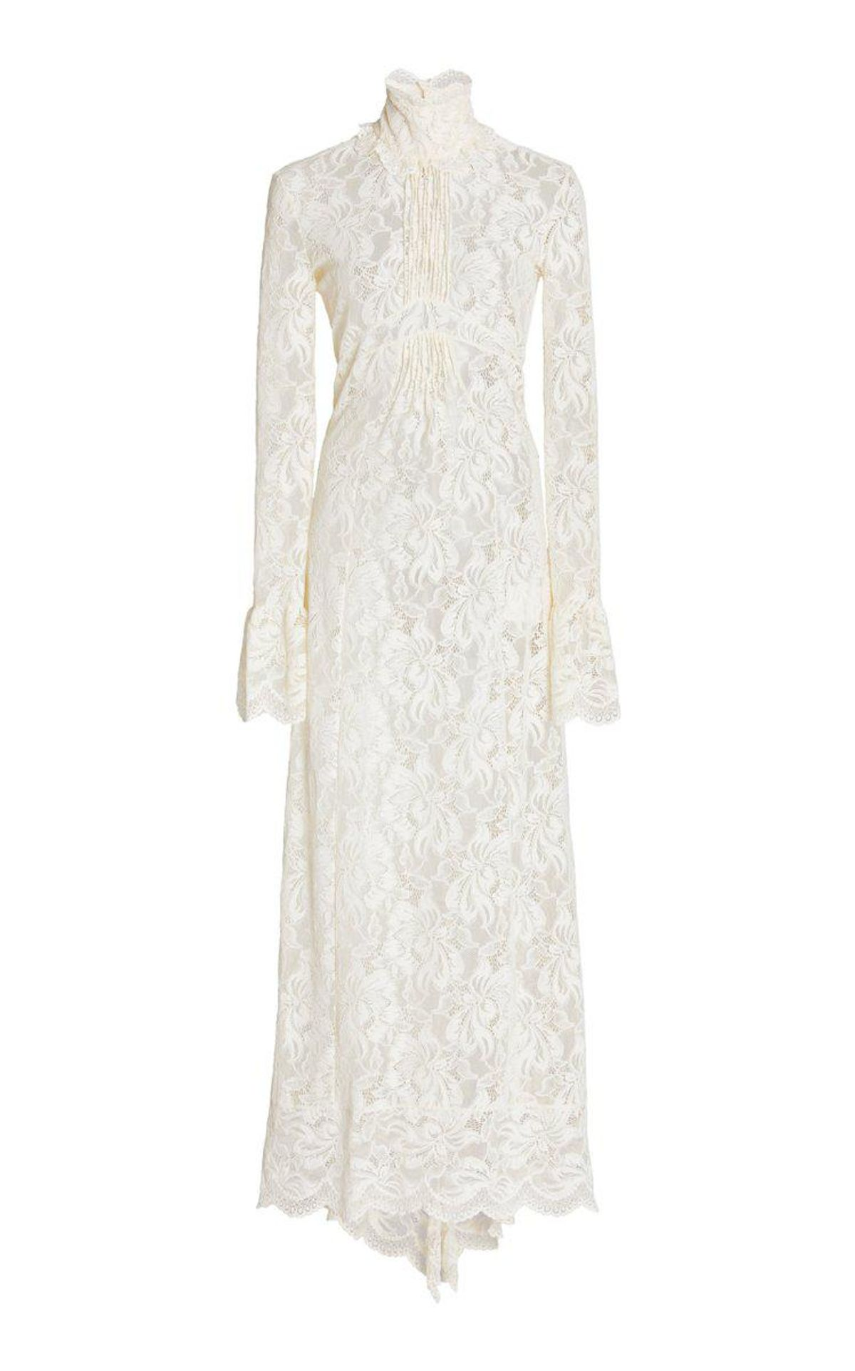 Stretch-lace Maxi Dress
