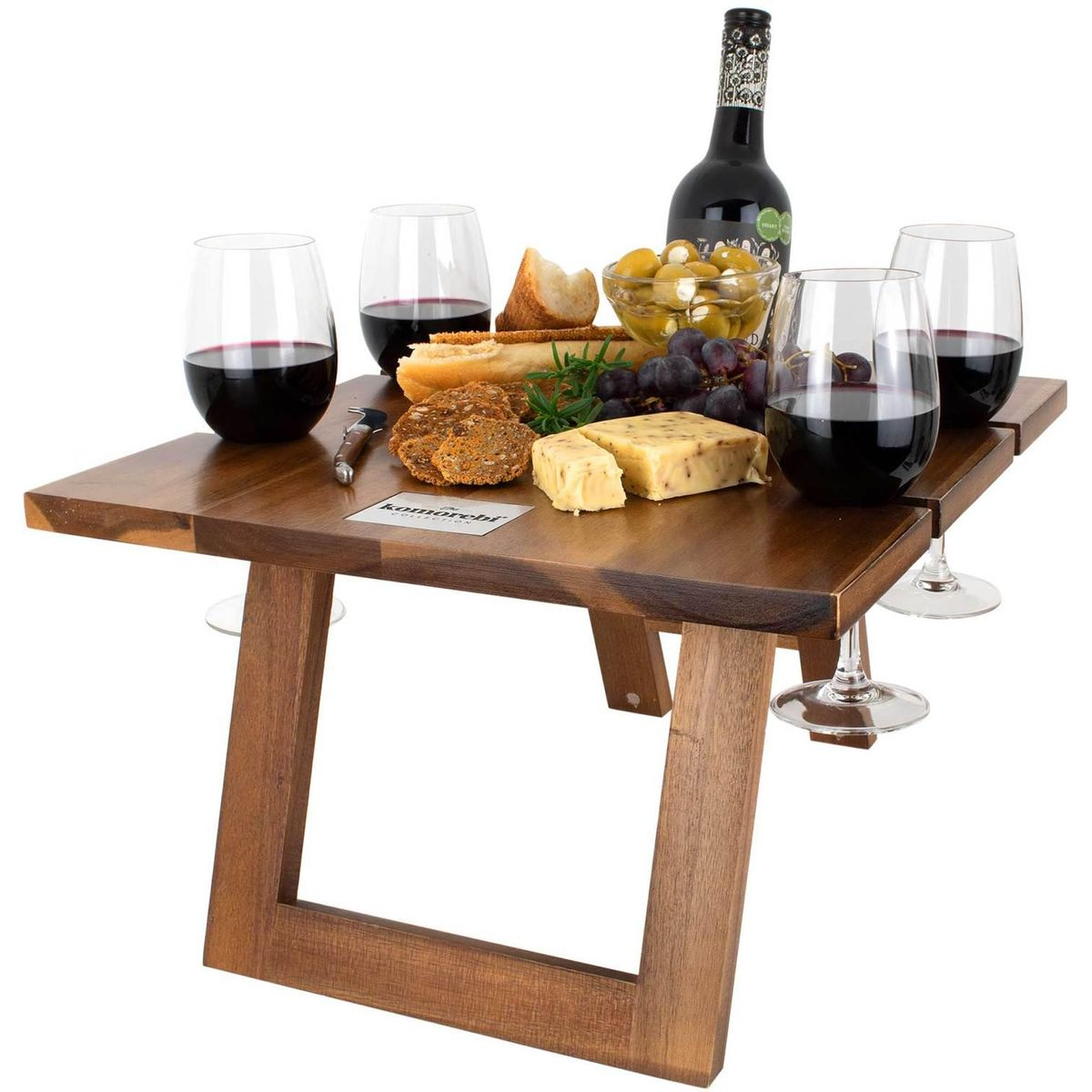 komorebi portable folding picnic table
