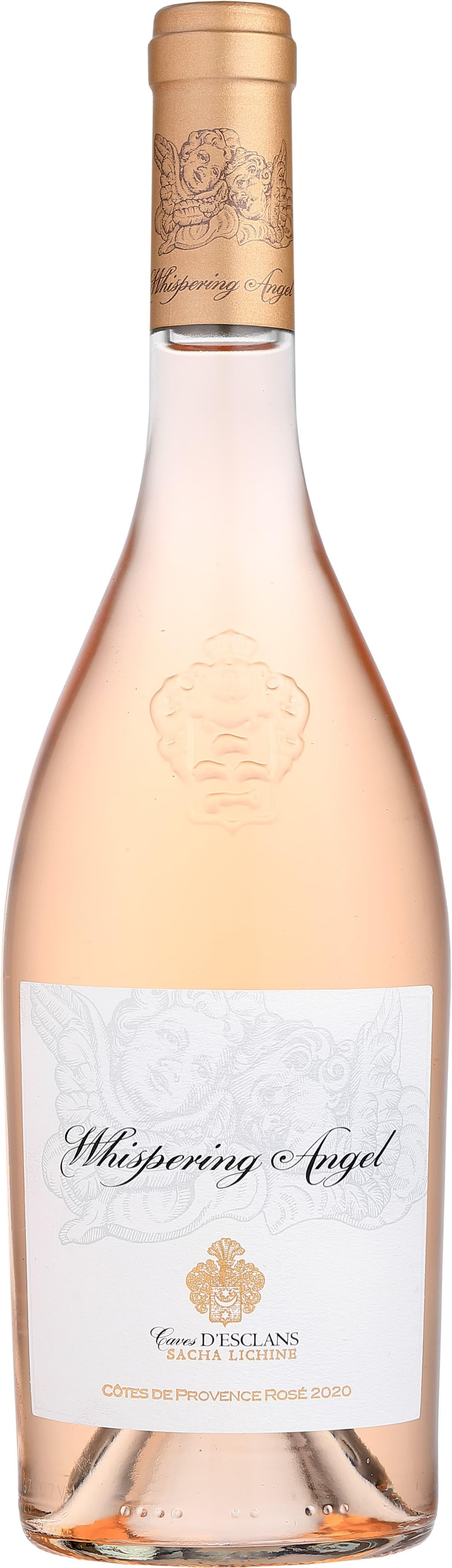chateau d esclans whispering angel rose 2020