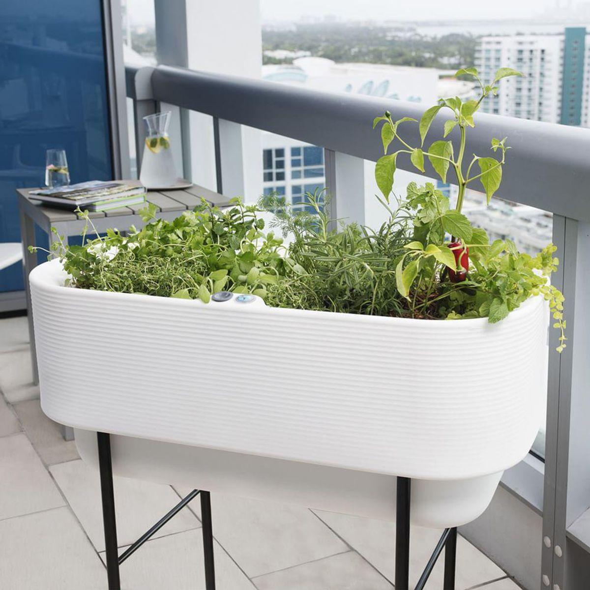 west elm raised nest indoor outdoor planters