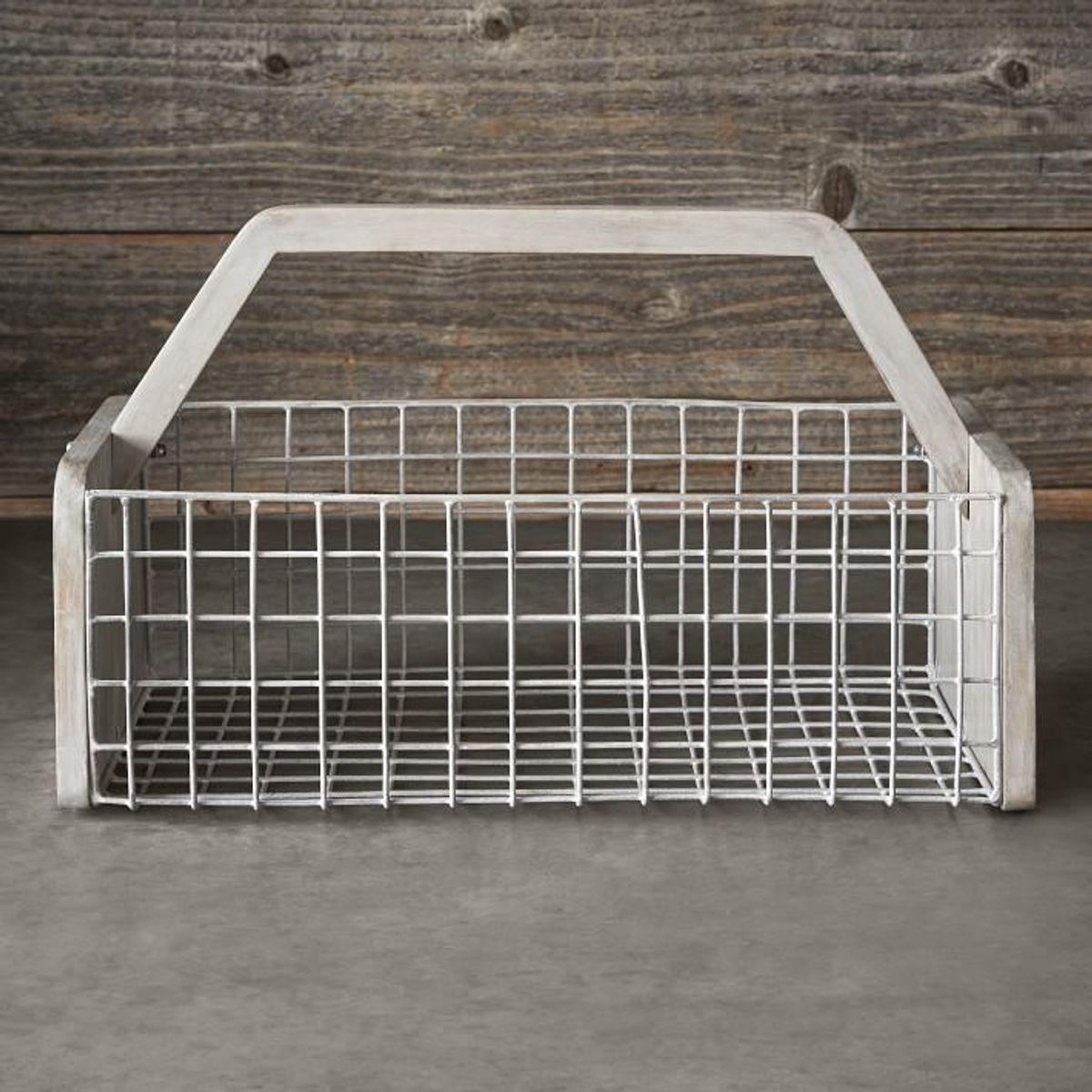 williams sonoma williams sonoma gardening basket