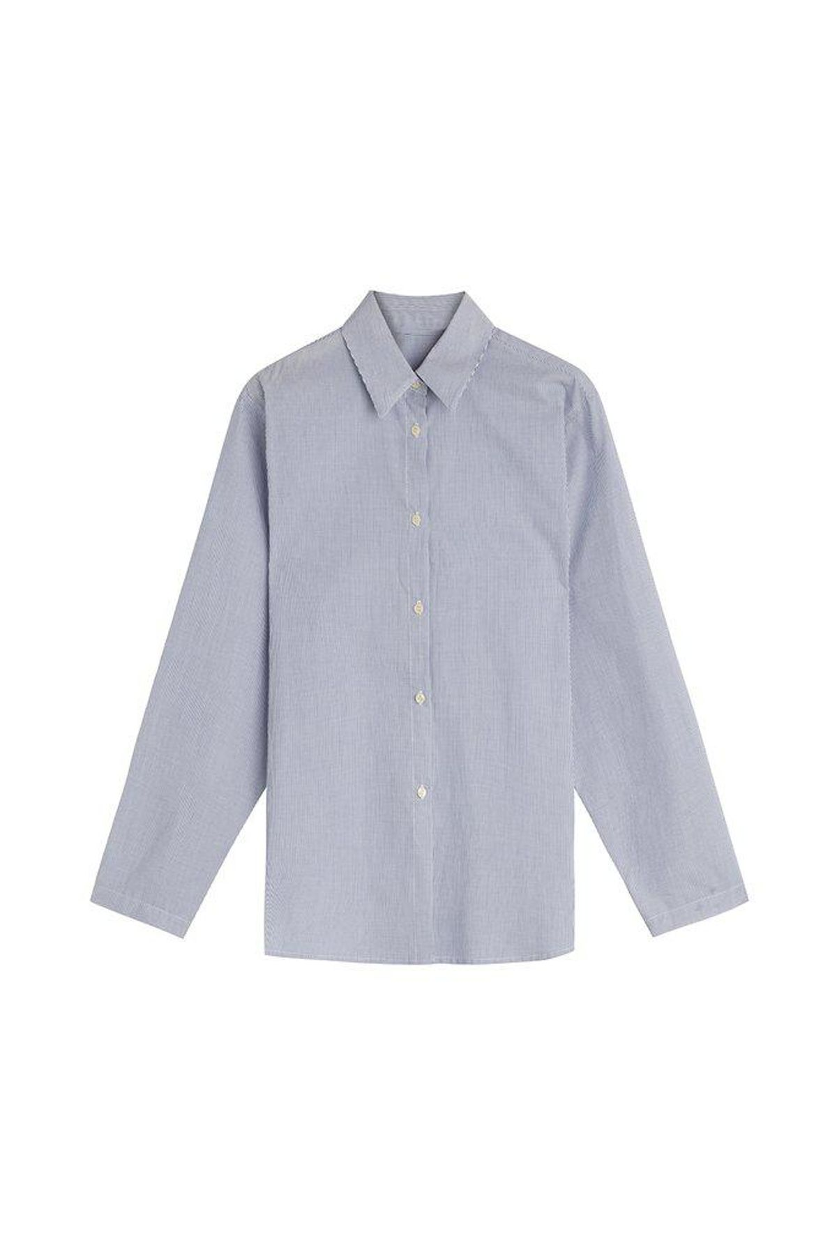 Eve Oversized Button Down