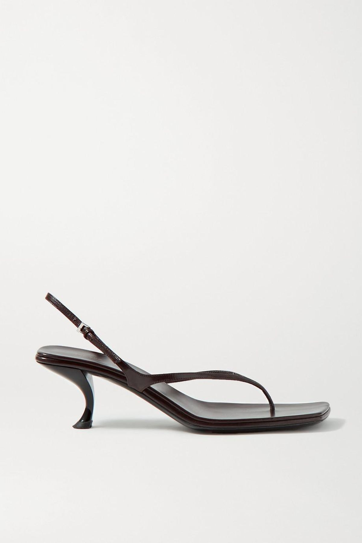 Constance Leather Slingback Sandals