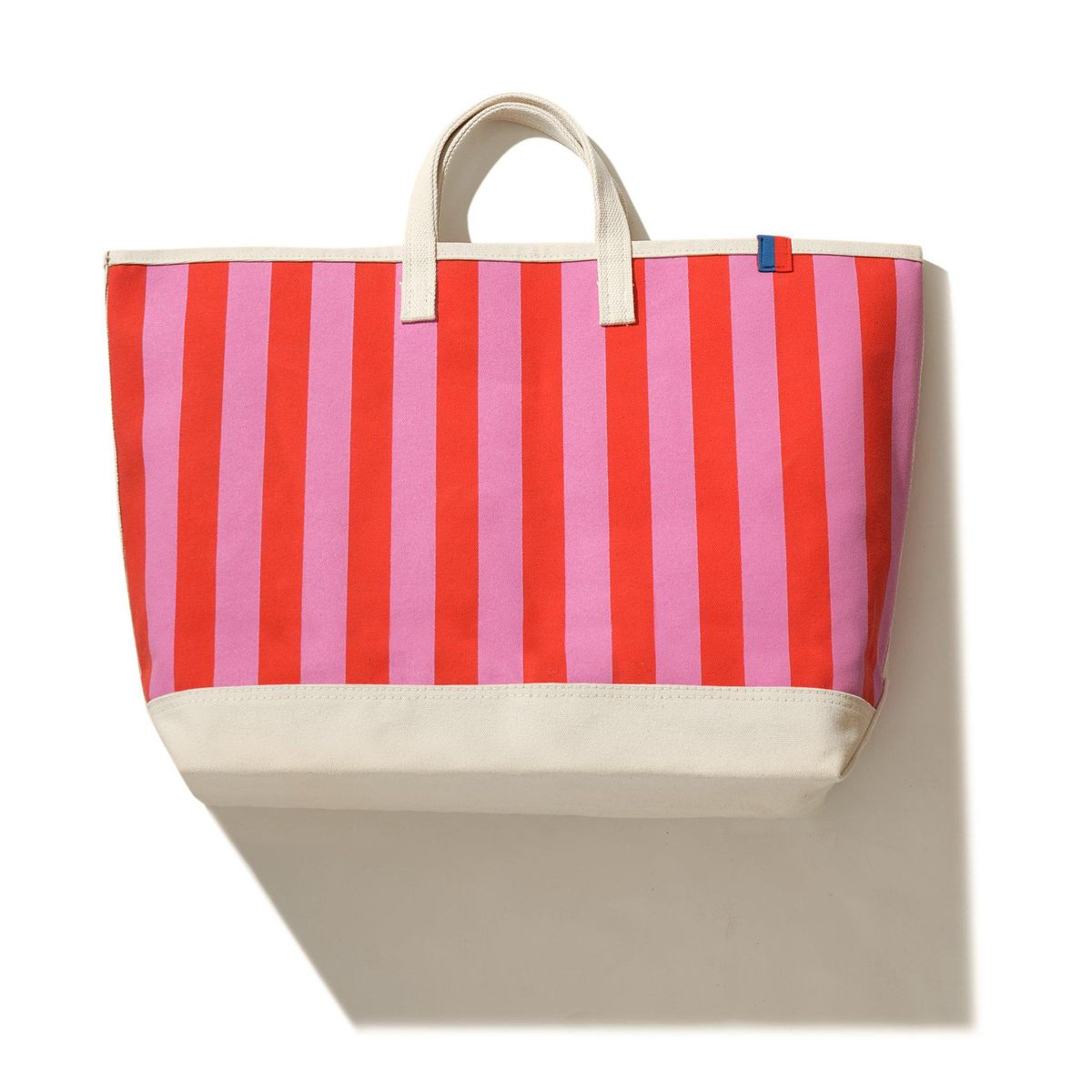 The All Over Striped Tote
