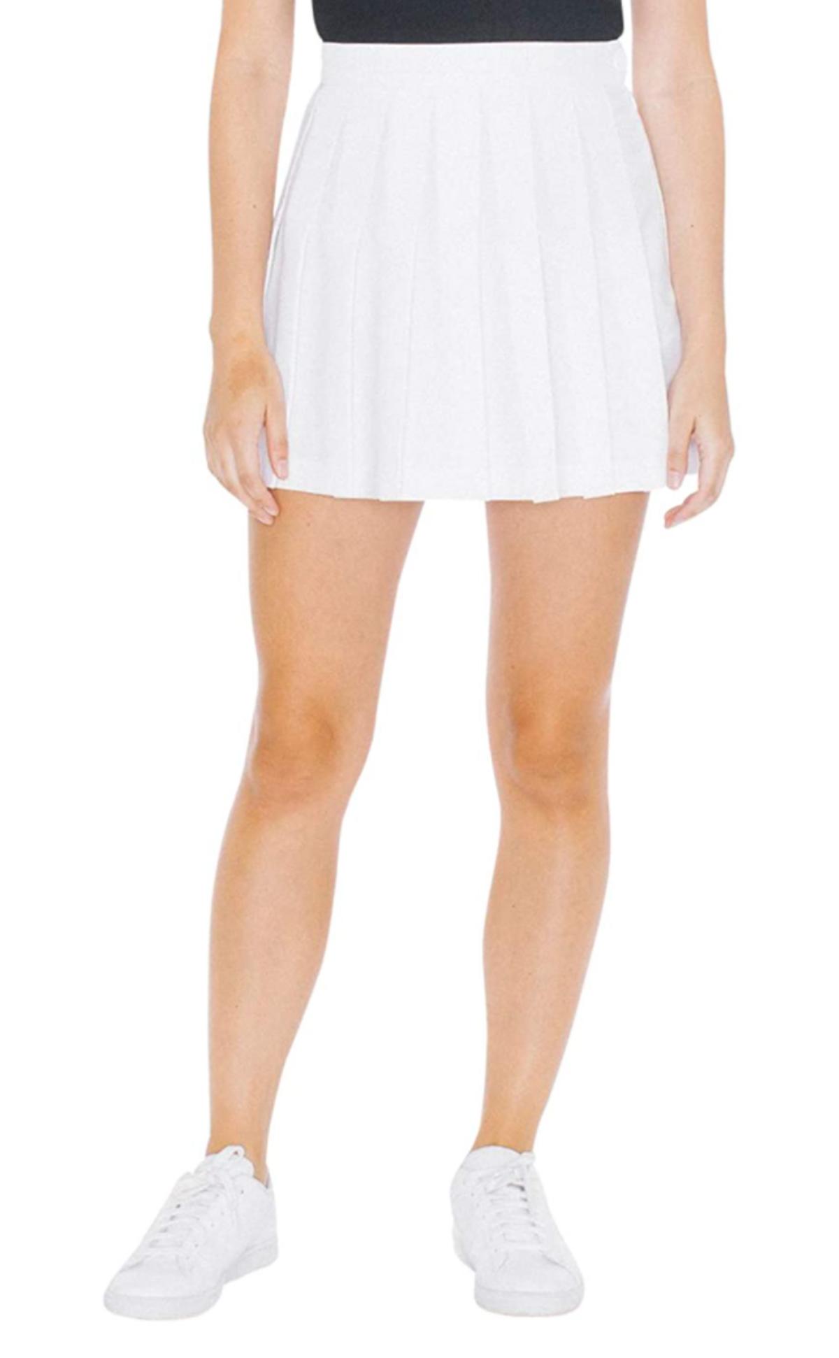 Women's Gabardine Tennis Skirt