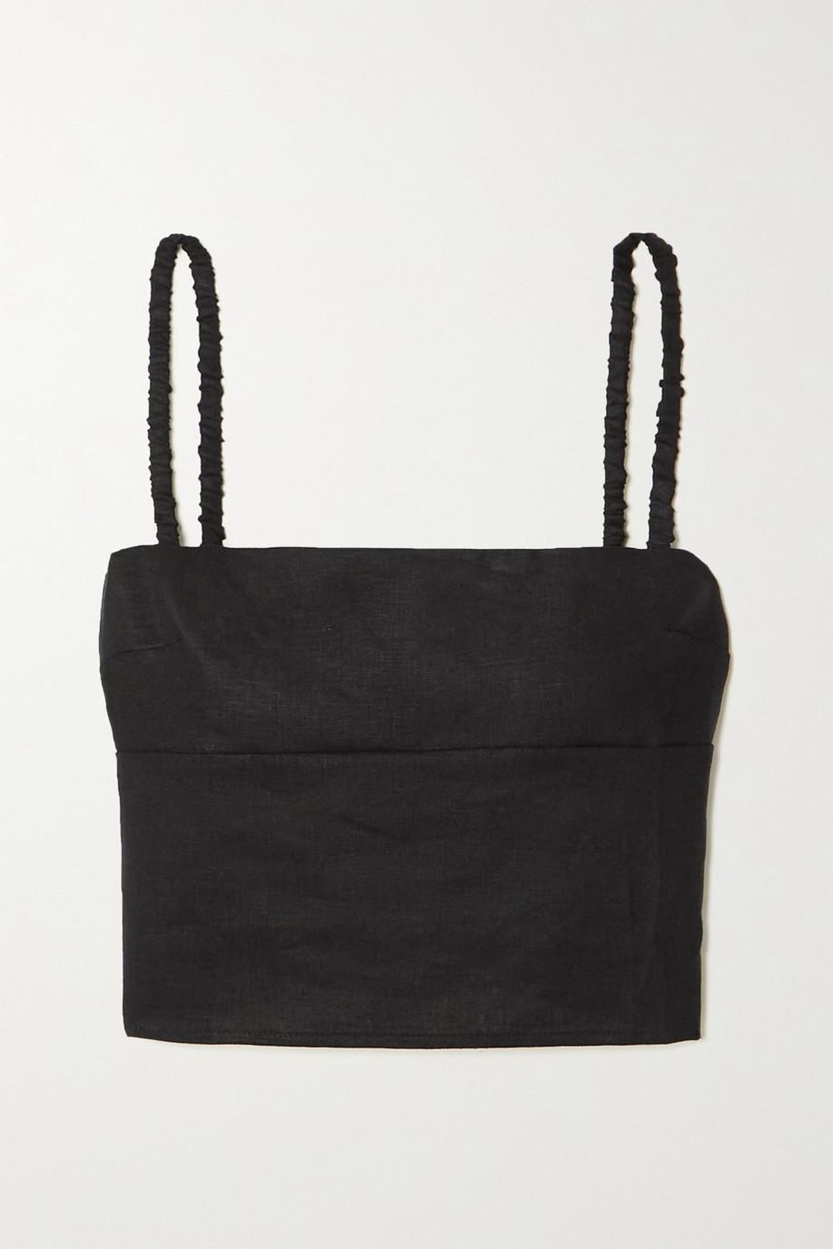 Rind Open-back Linen Camisole