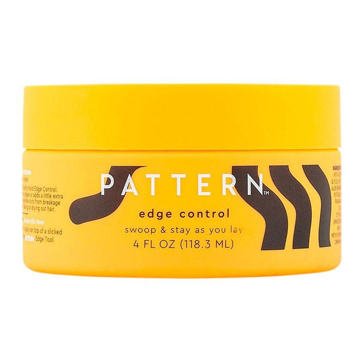 pattern edge control