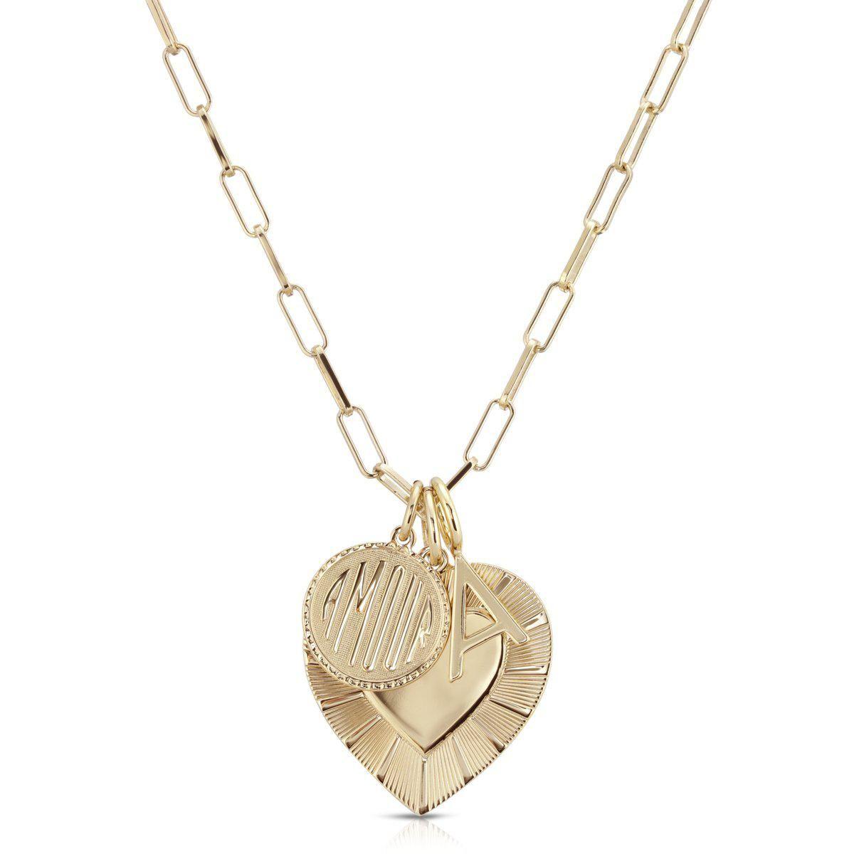 Catalina Charm Necklace