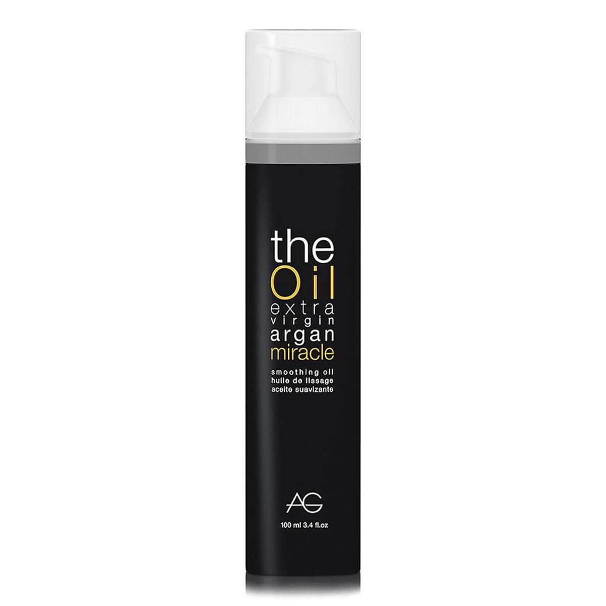 The Oil Extra Virgin Argan Miracle Soothing Oil