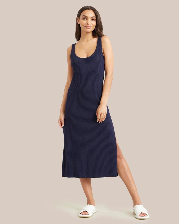 Serin Circle-back Maxi Dress