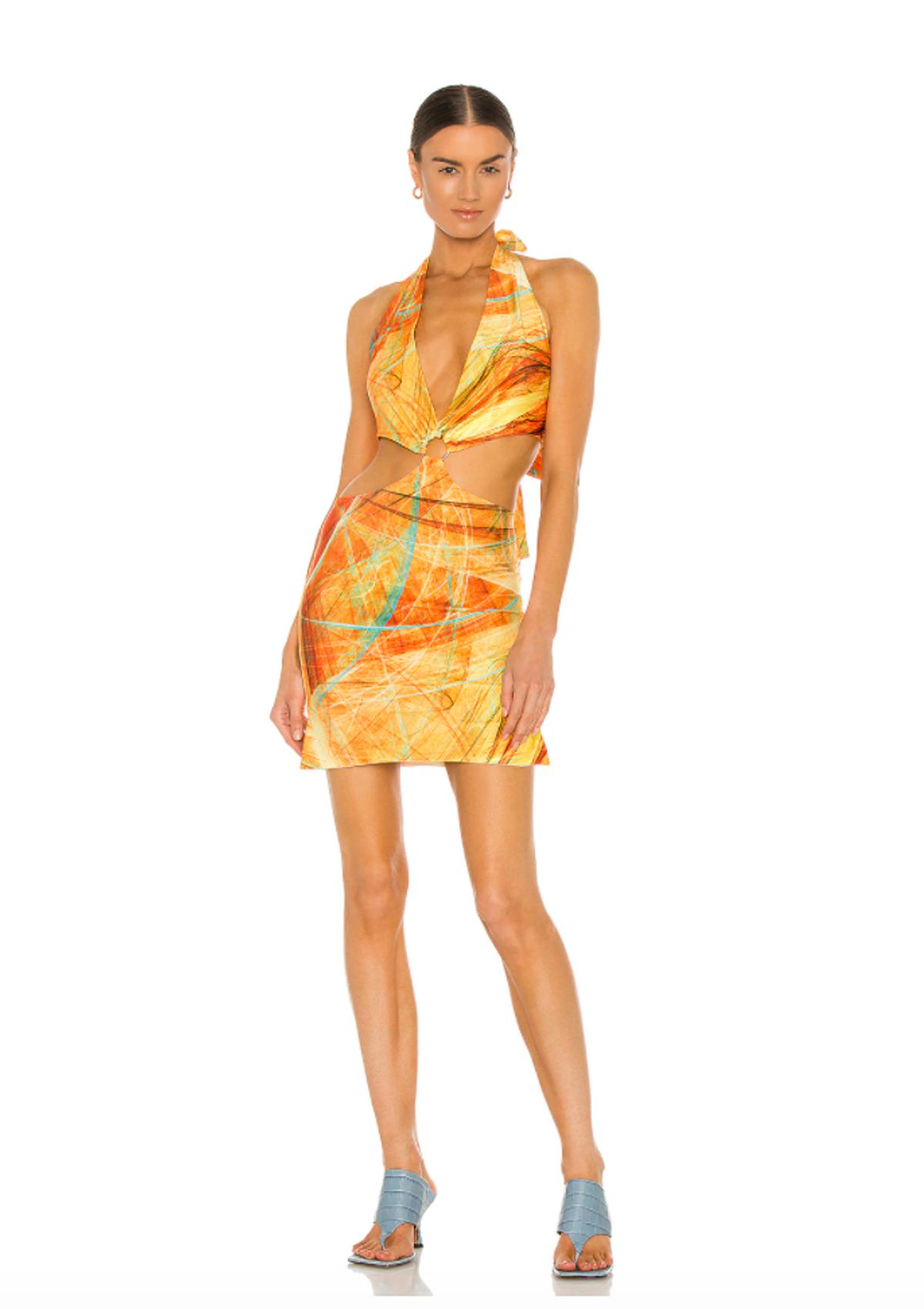 Gaia Mini Dress