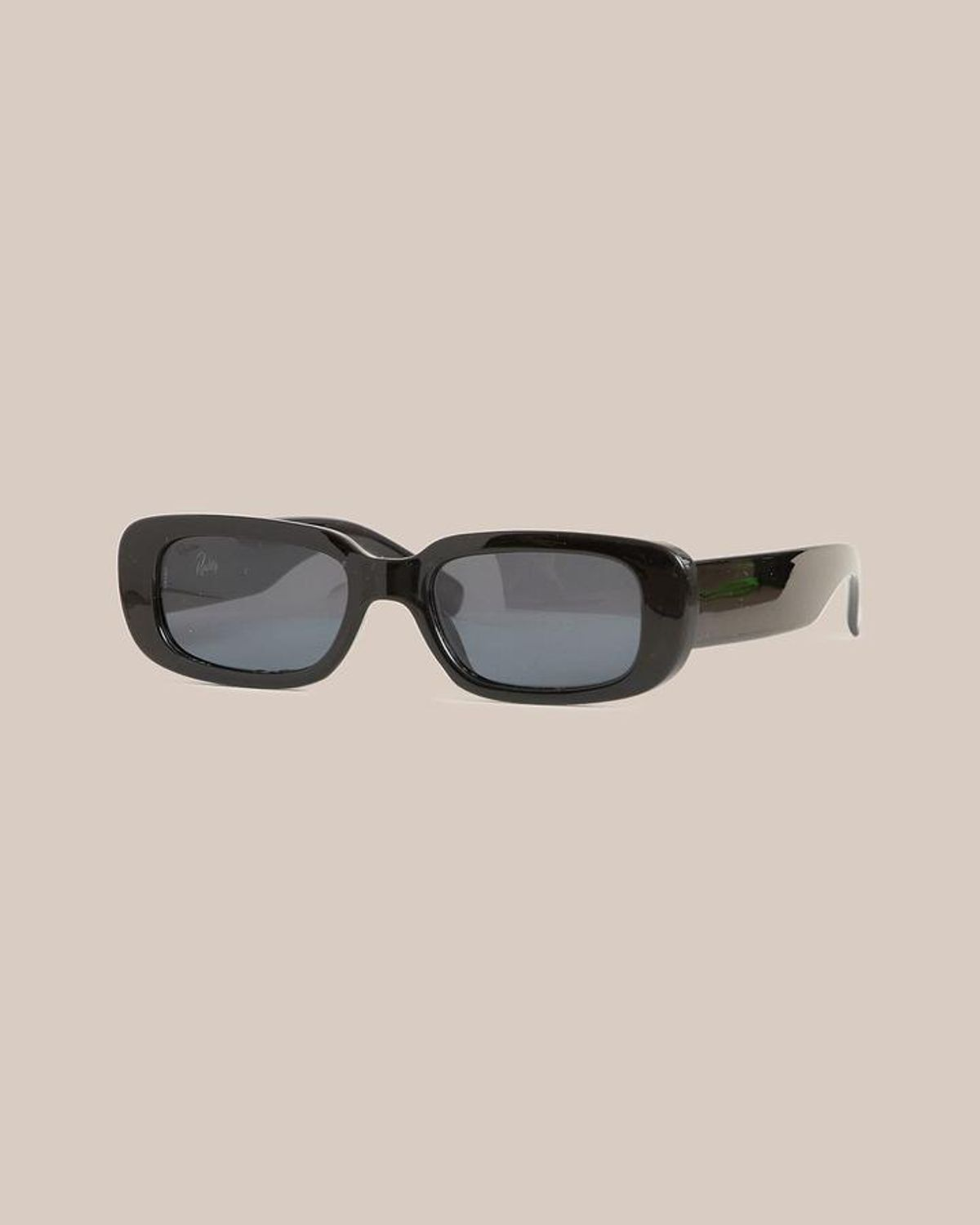 Rounded Rectangle Sunglasses