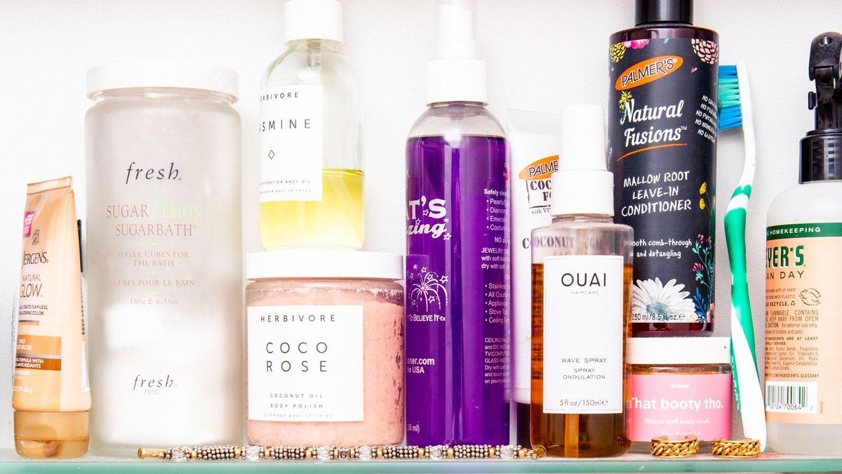 contaminants in beauty products
