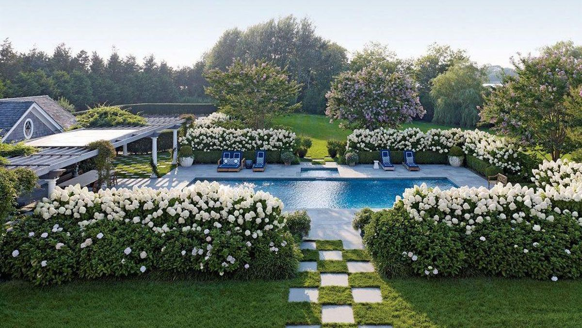 poolside inspiration