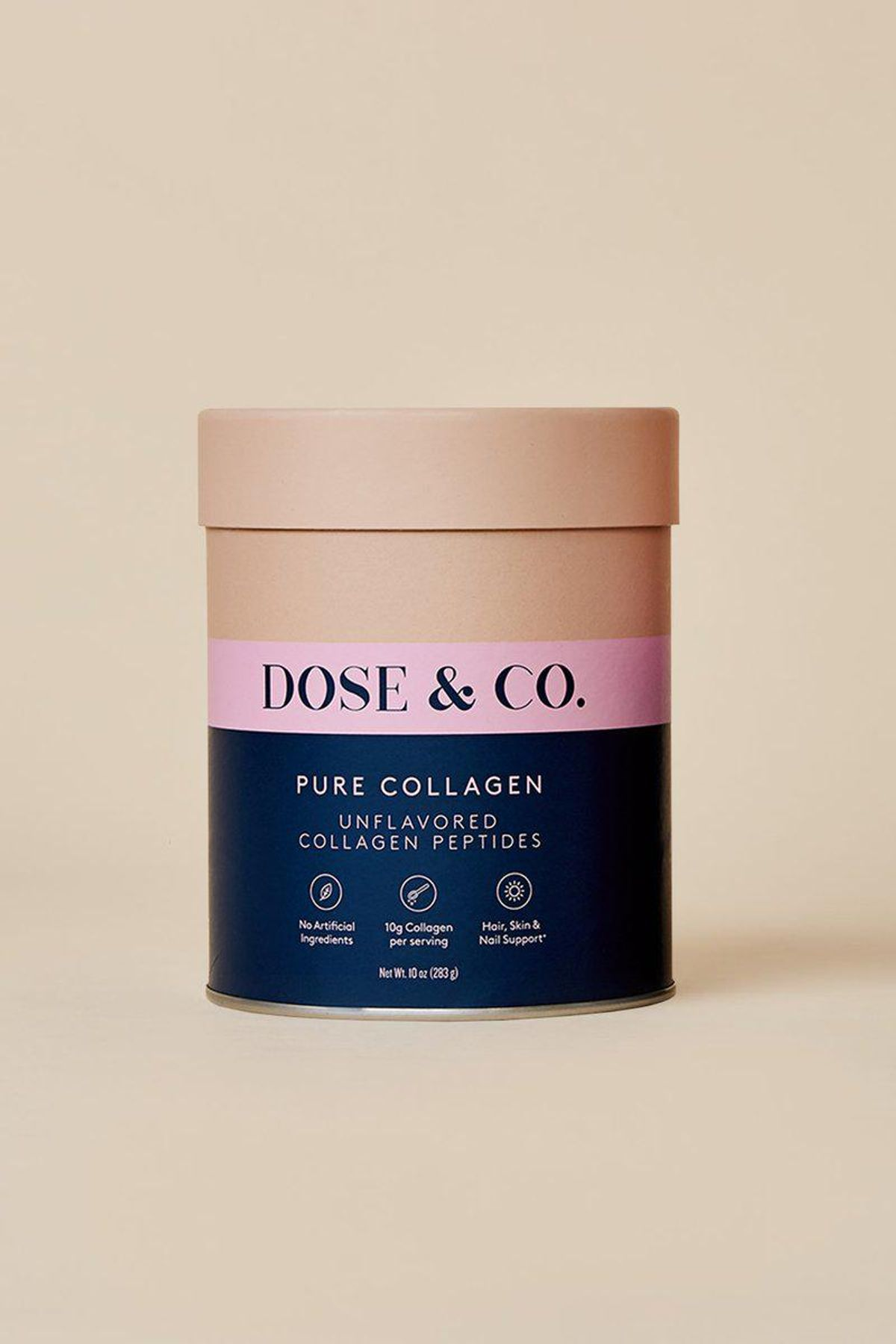 dose and co unflavored collagen peptides
