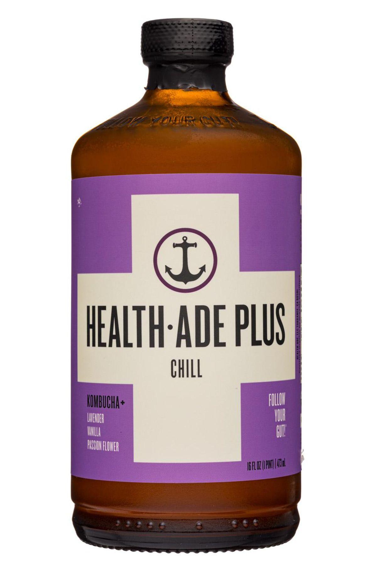 health ade plus chill