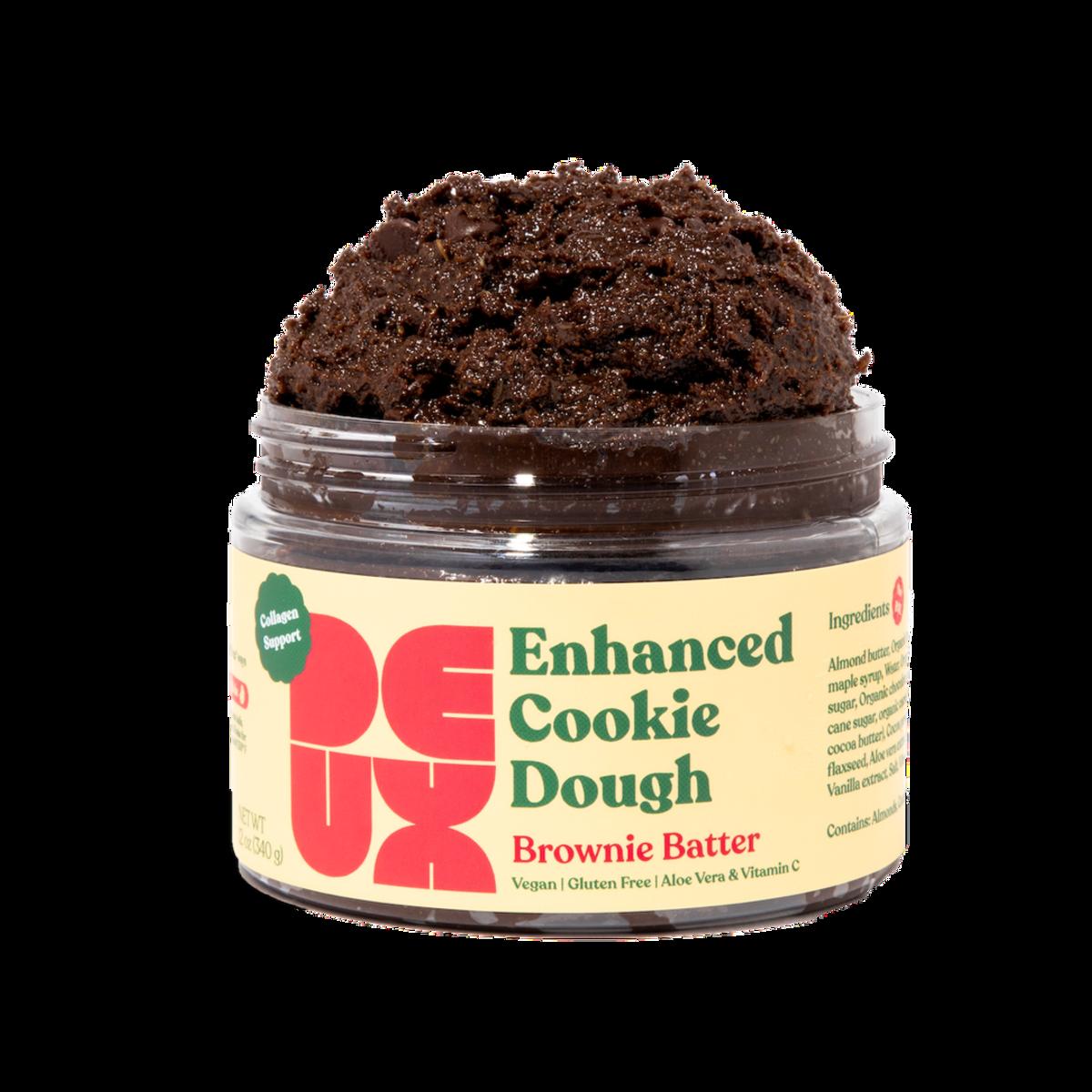 duex brownie batter collagen support
