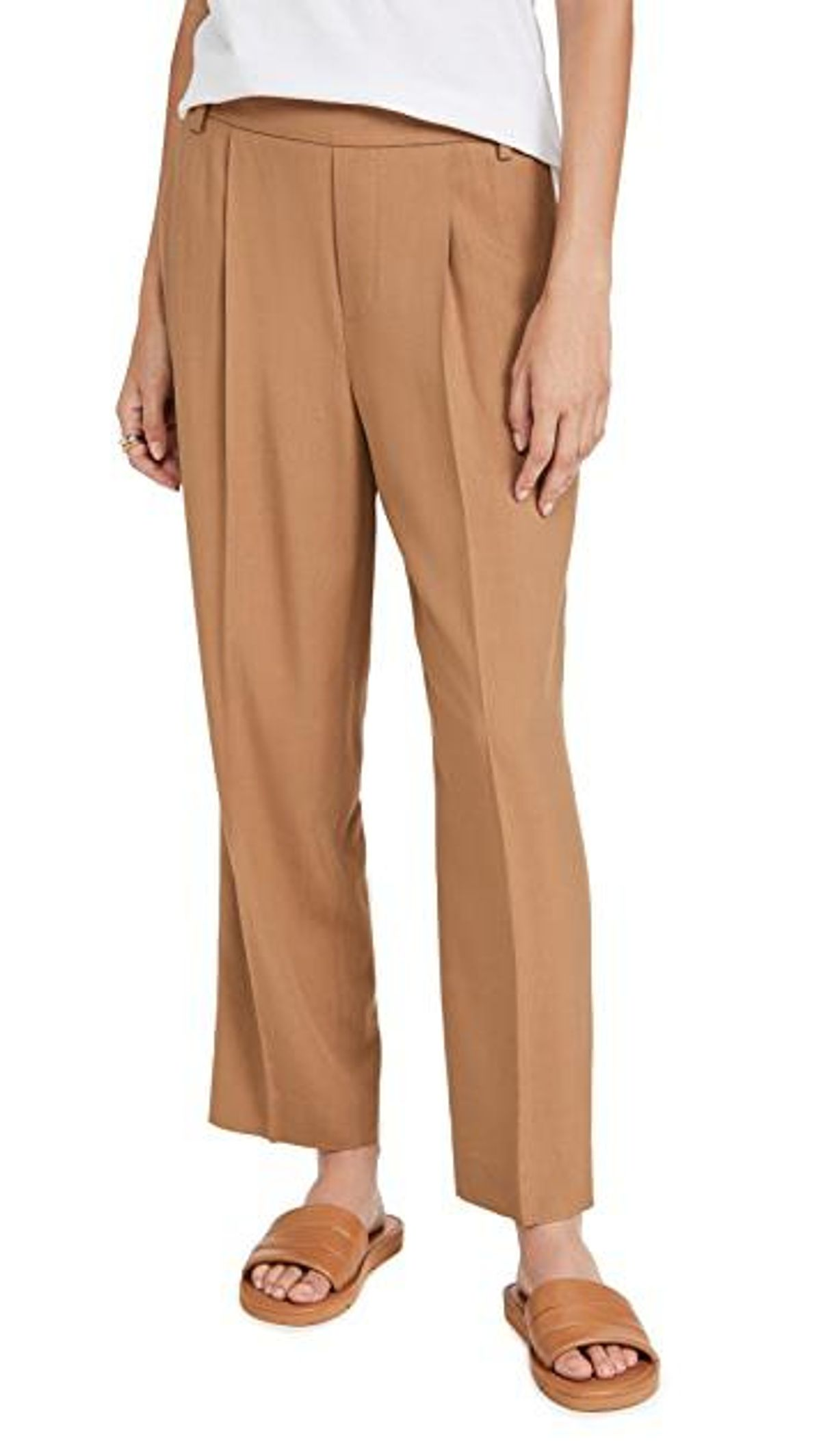 Casual Pull-On Pants