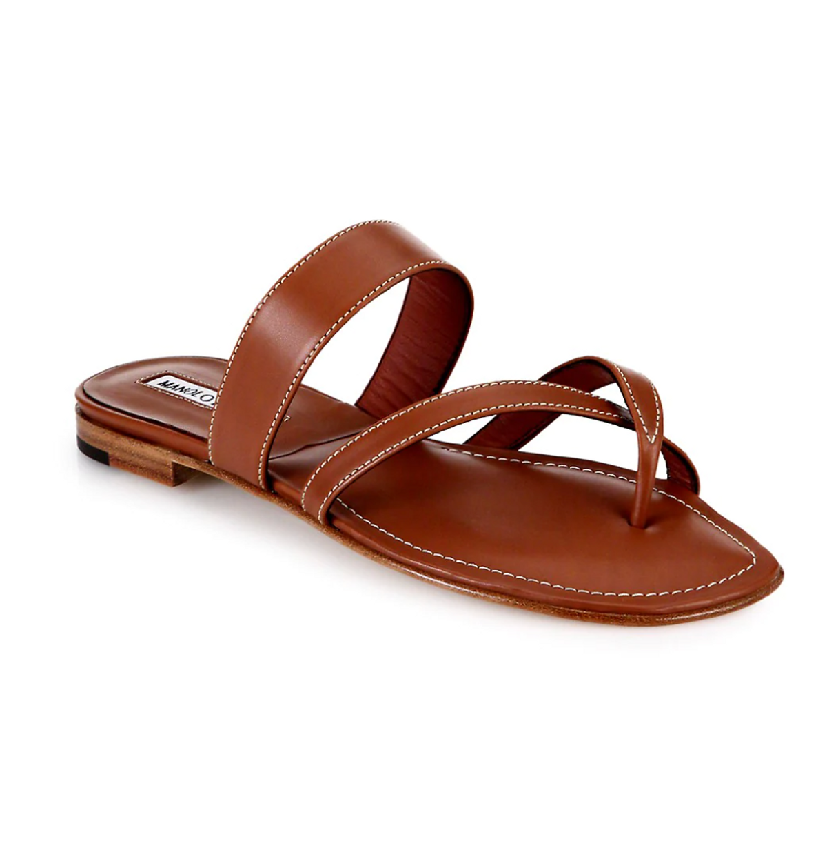 Susa Leather Thong Sandals
