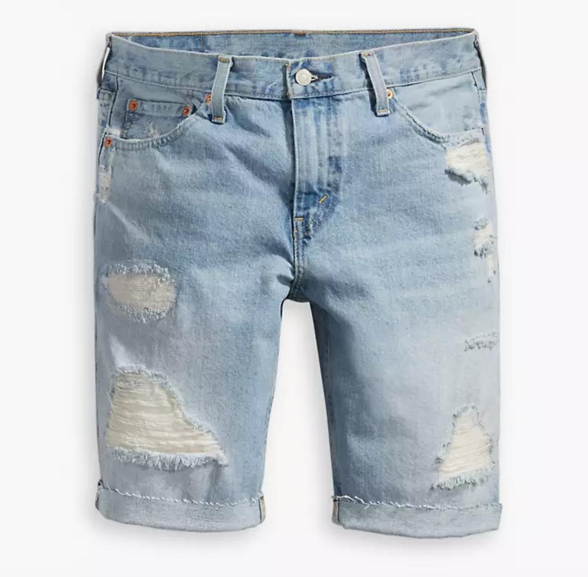 511 Slim Cutoff 10 in Shorts
