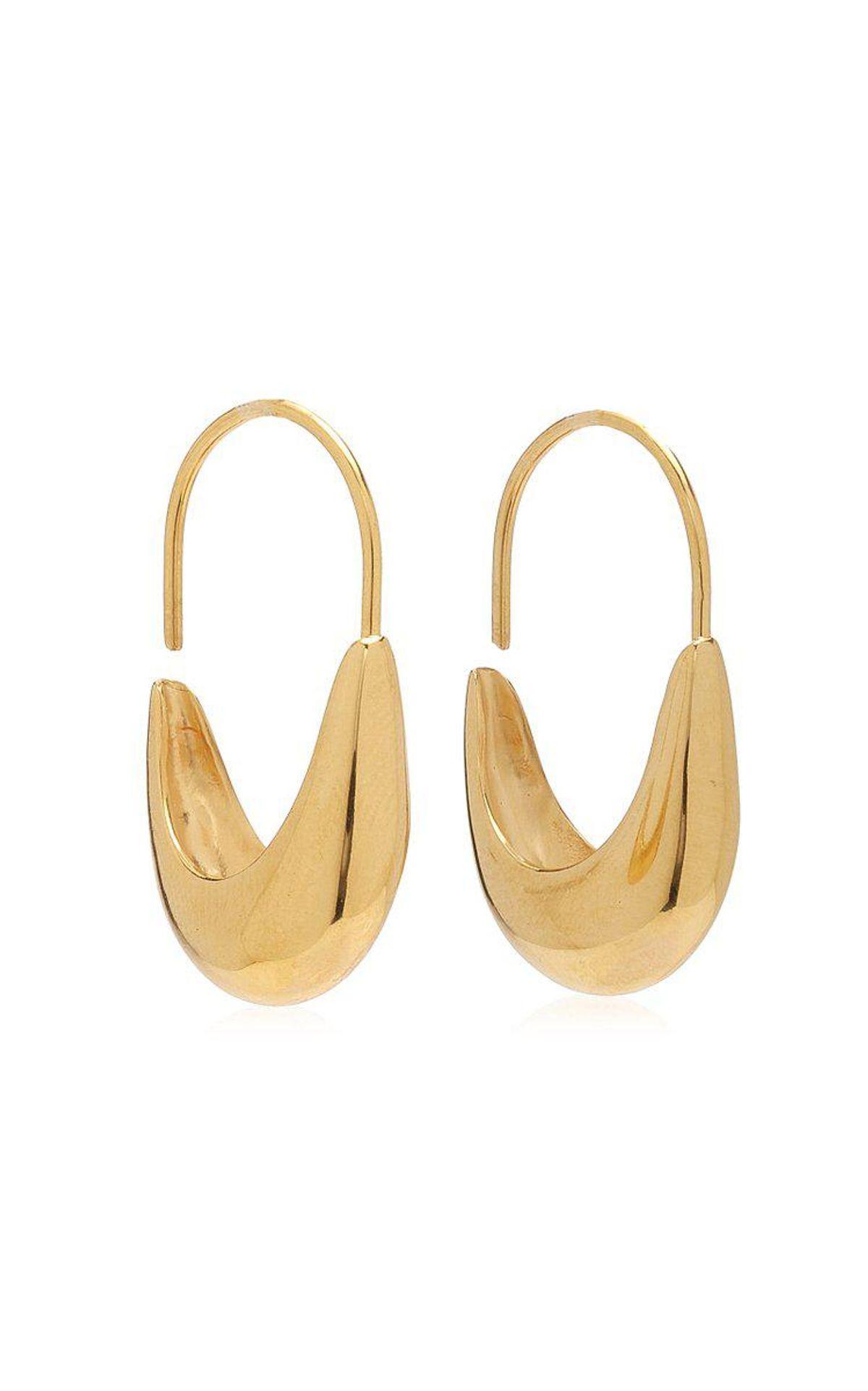 14k Gold-Plated Marta Earrings