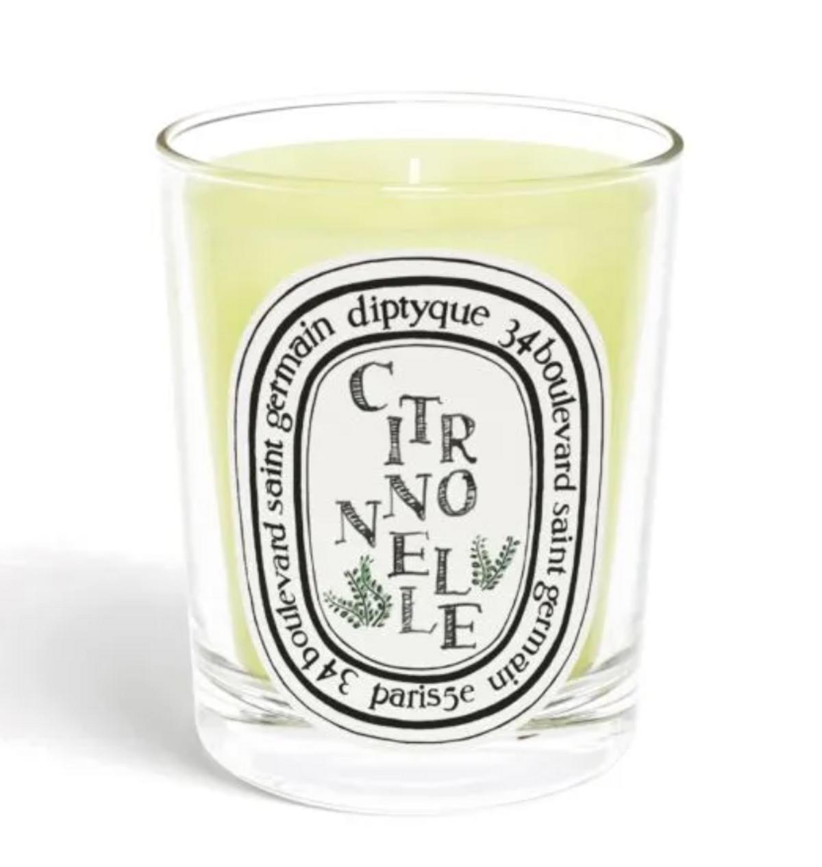 Citronnelle / Lemongrass Candle