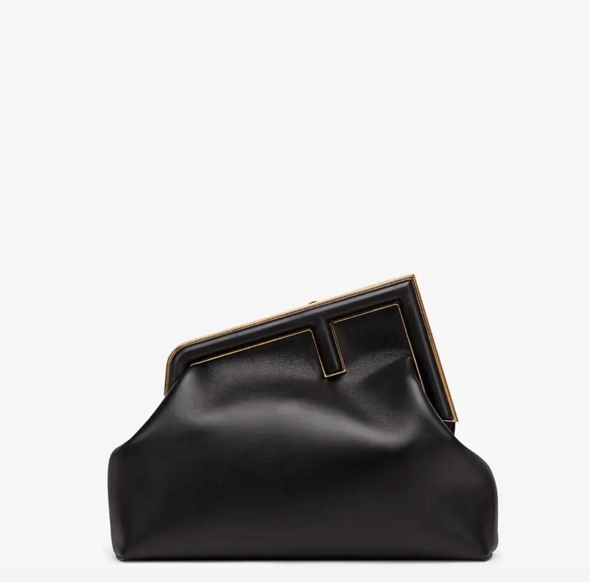 First Medium Leather Bag