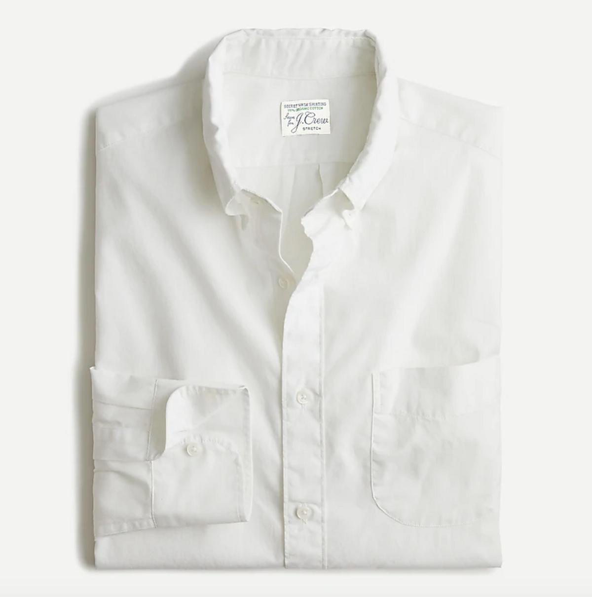 Stretch Secret Wash Shirt