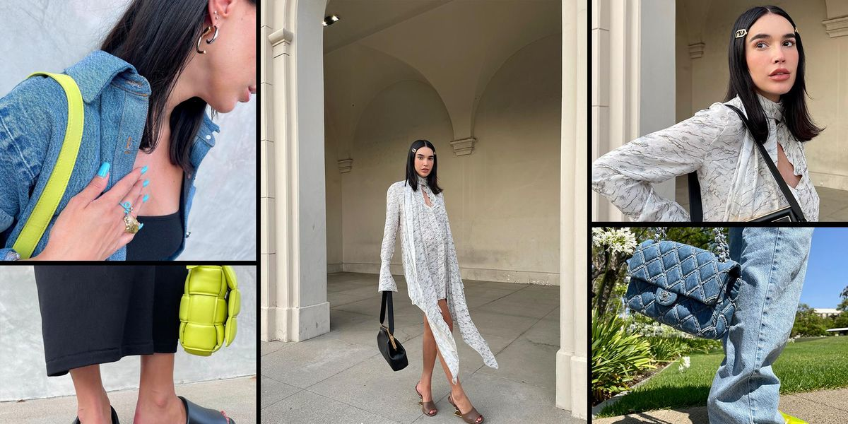 A Pregnancy Style Hack: Swapping Maternity Clothes for Menswear & - image