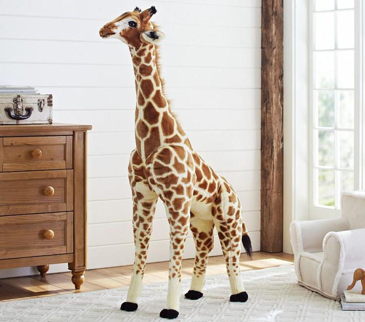 Jumbo Giraffe Plush