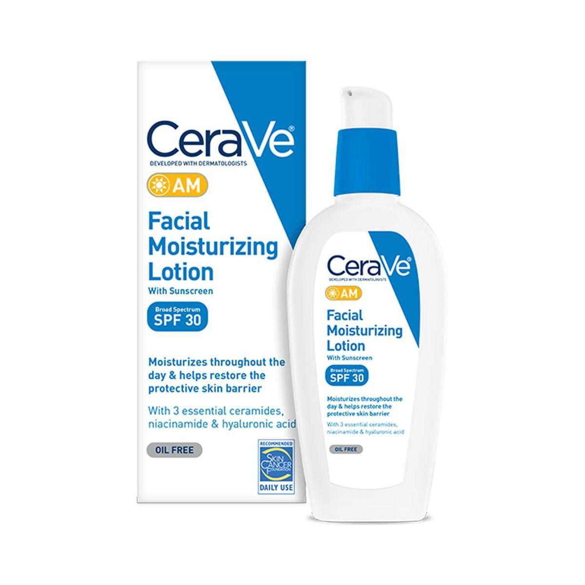 AM Facial Moisturizing Lotion SPF 30