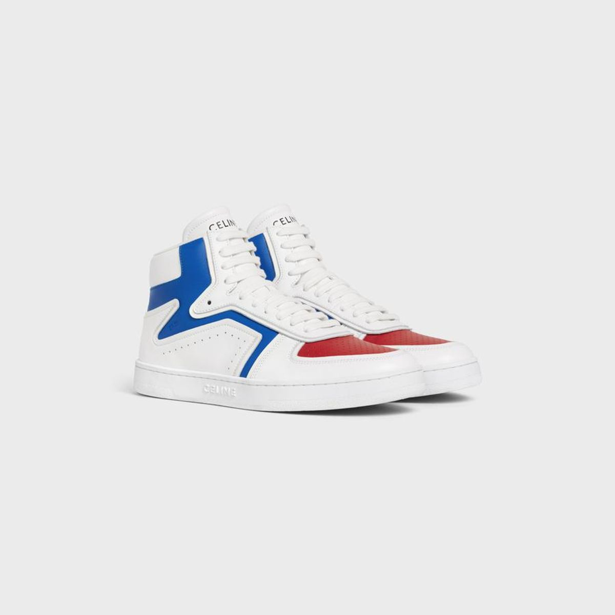 """Z"" Trainer CT-01 High Top Sneaker"