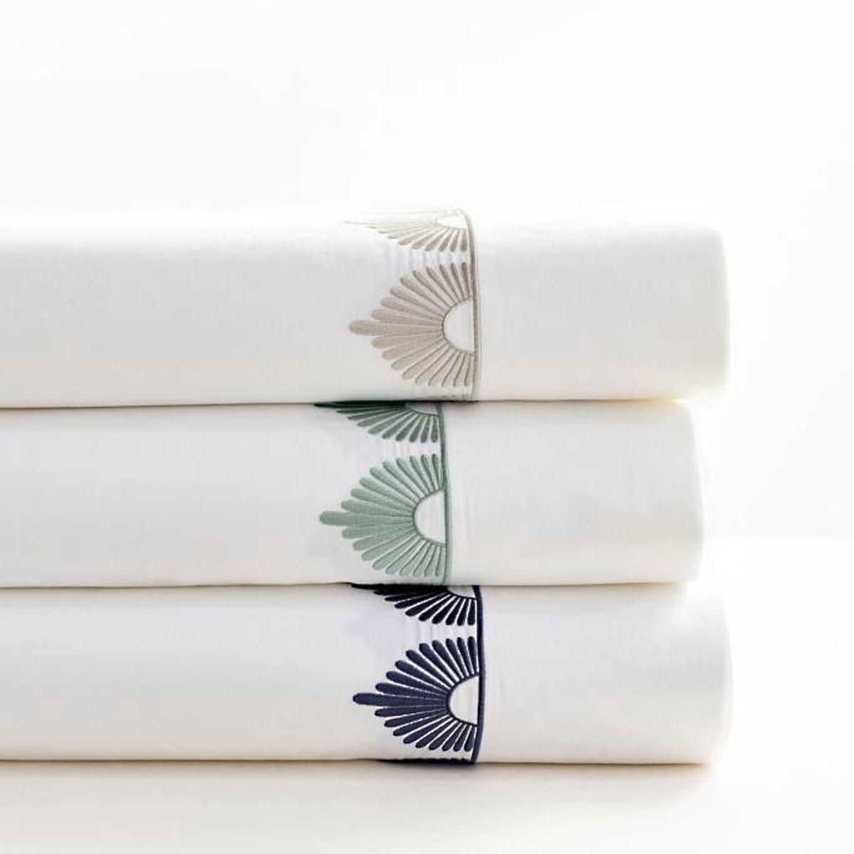 frontgate Resort moroccan cotton sateen sheet set