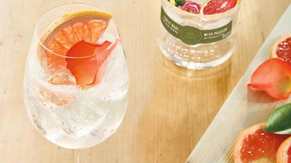 botanical infused drinks