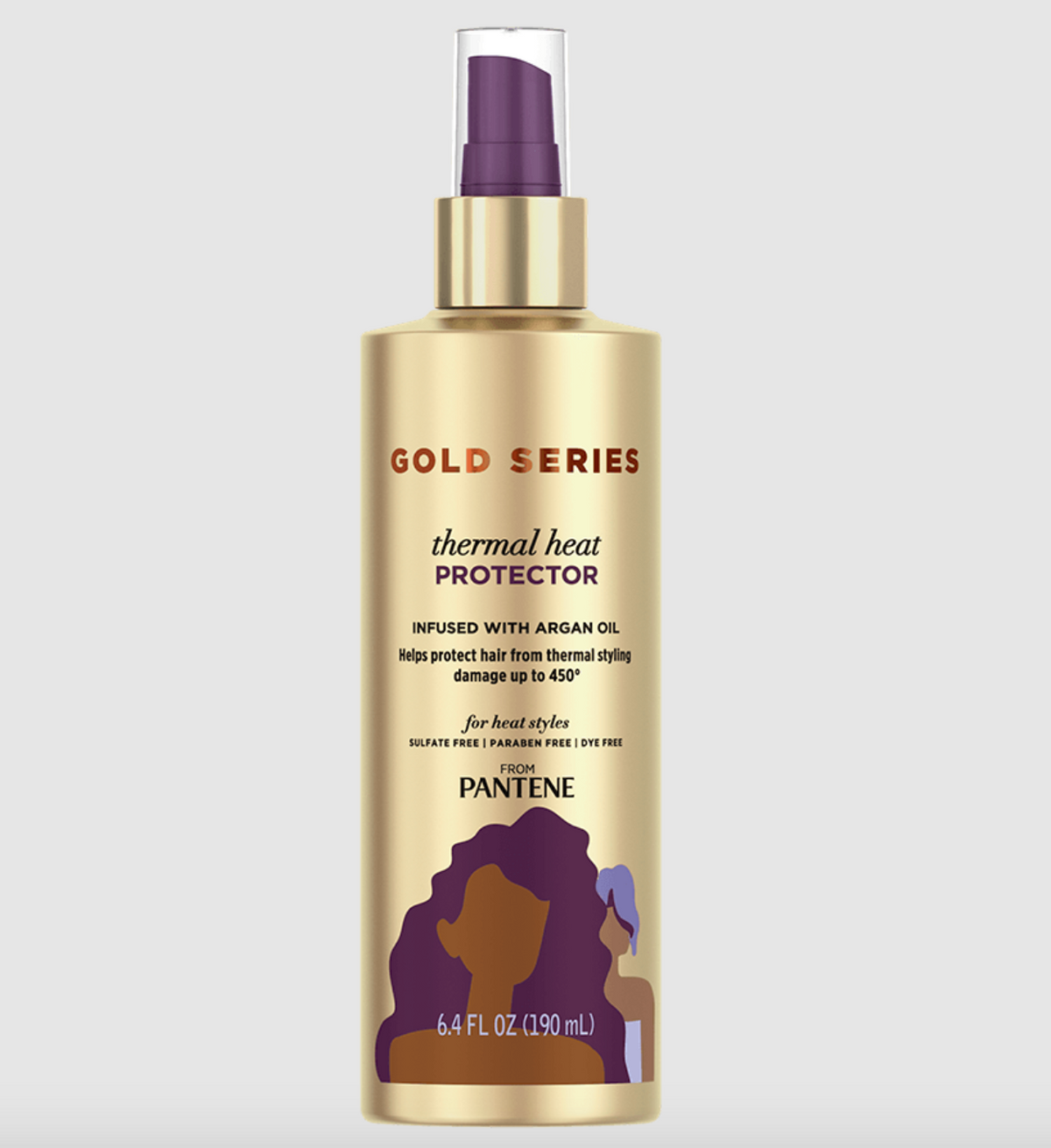 Gold Series Thermal Heat Protector