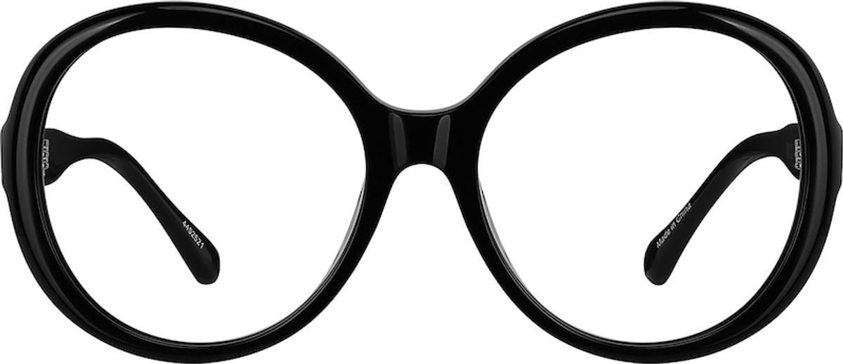 The Iris Apfel Round Eyeglasses