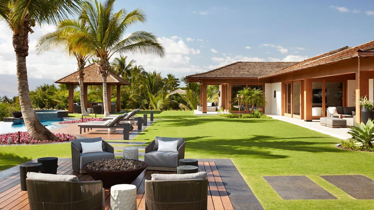 maui outdoor space
