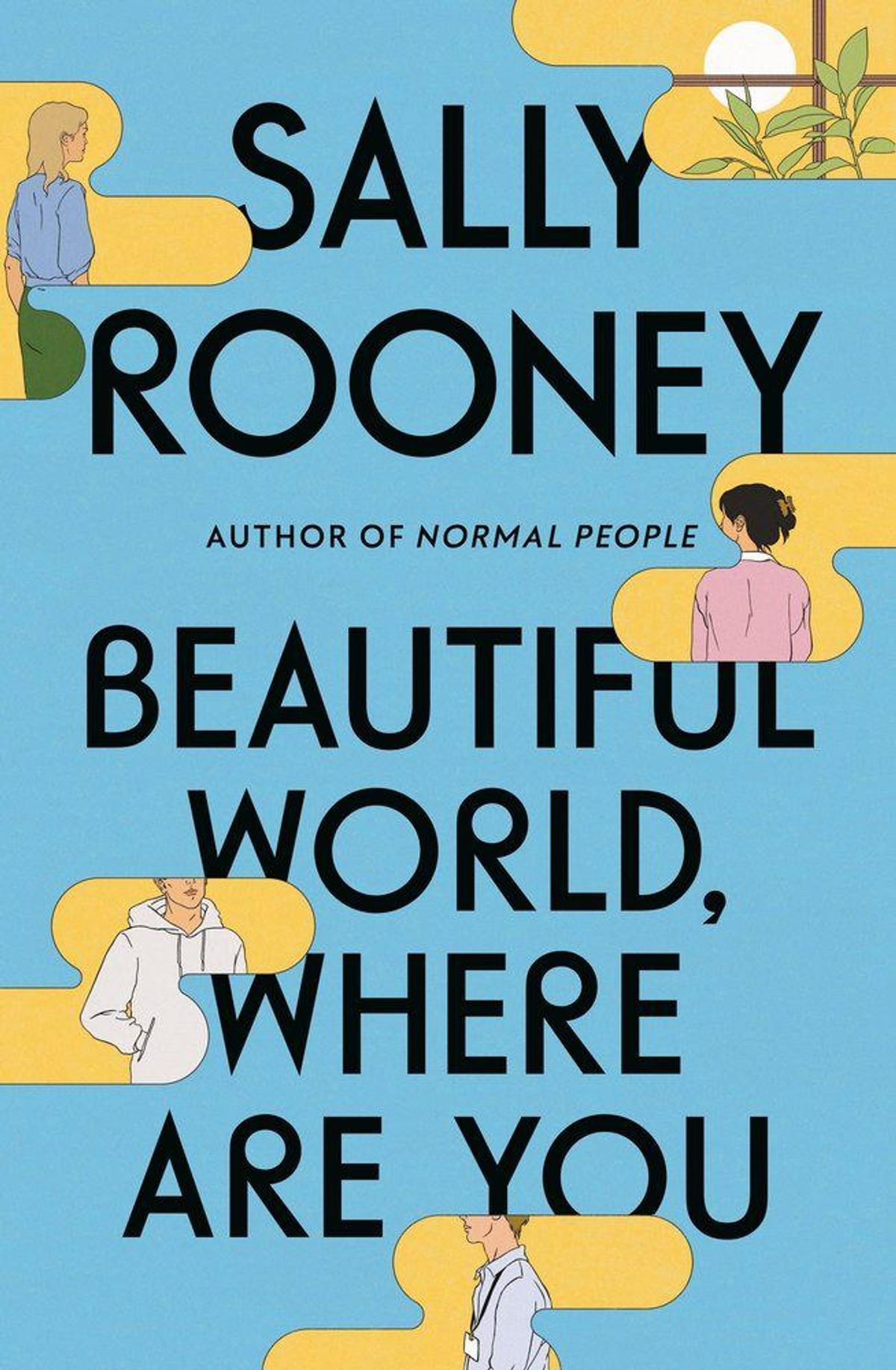 sally rooney beautiful world where are you