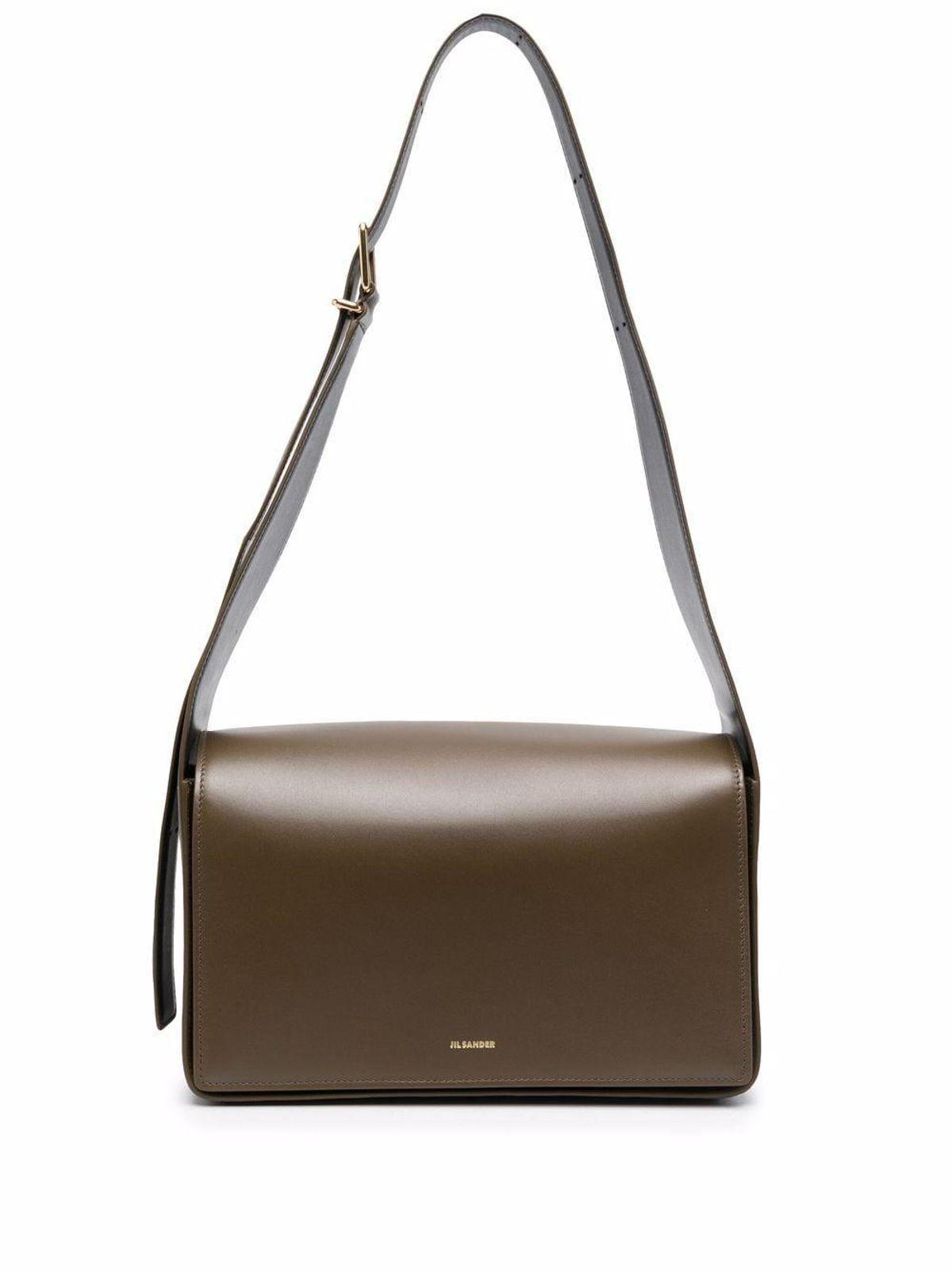 jil sander sling shoulder bag