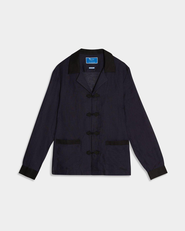 tombolo le sirenuse evening jacket blue