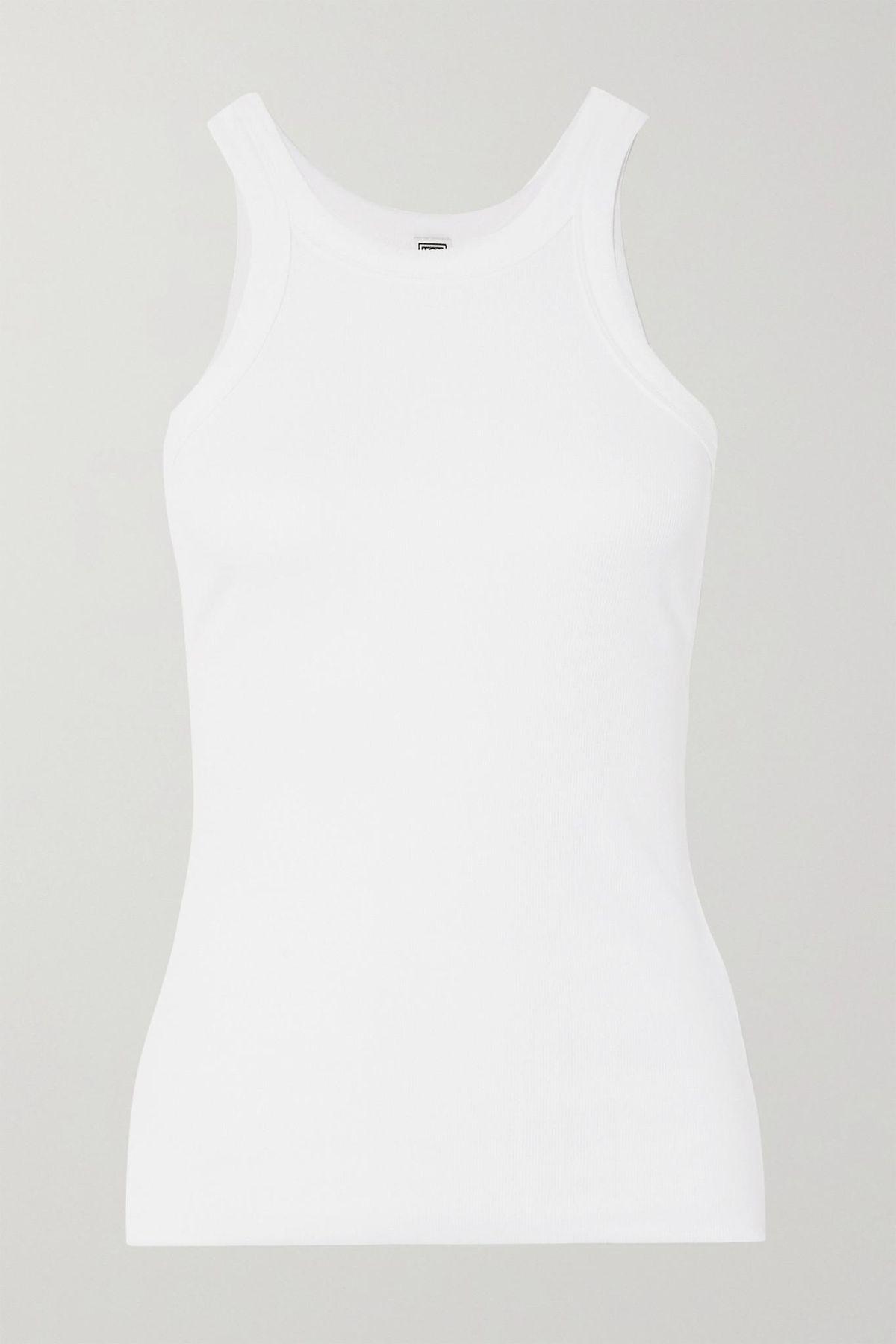 Organic Cotton-jersey Tank