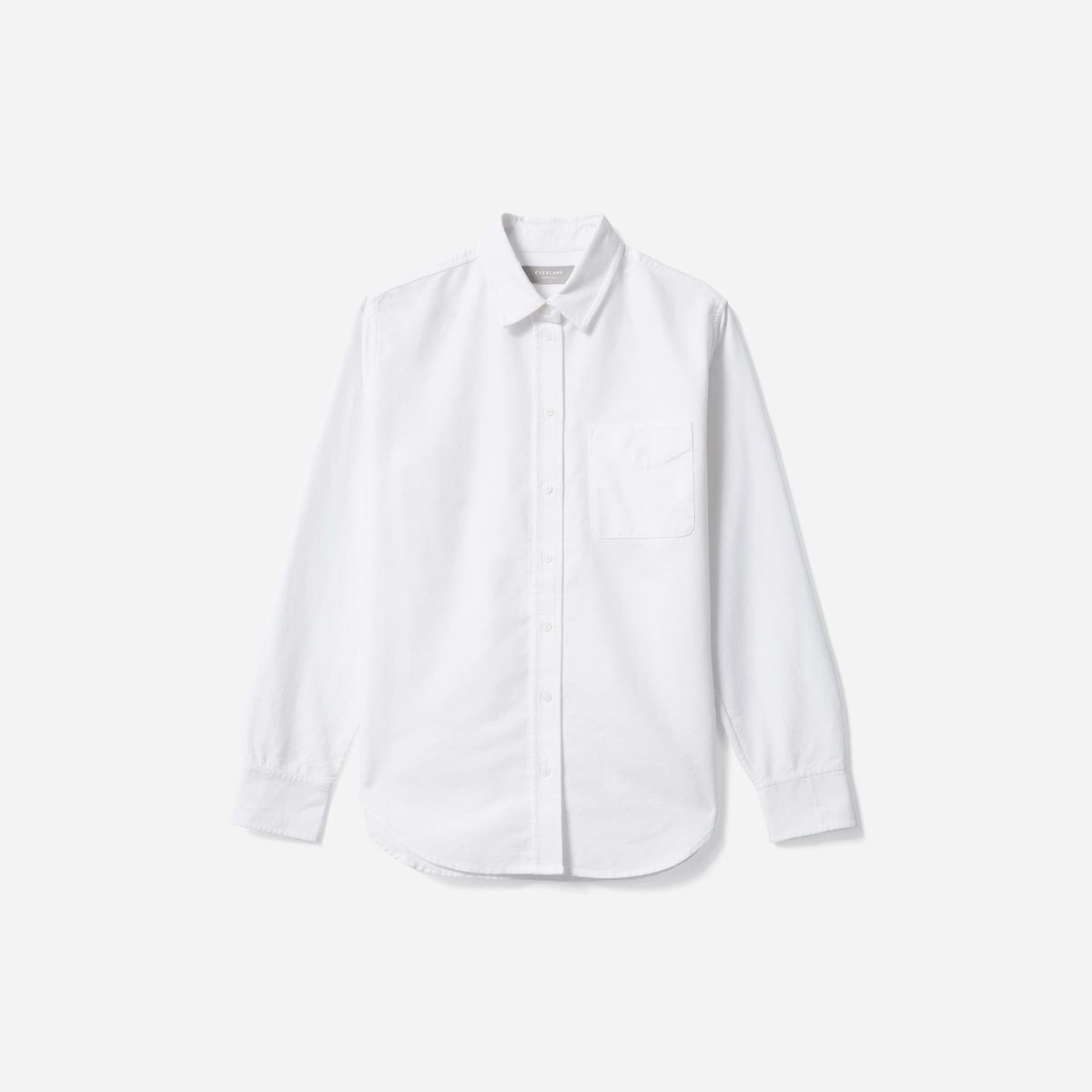 The Relaxed Oxford Shirt