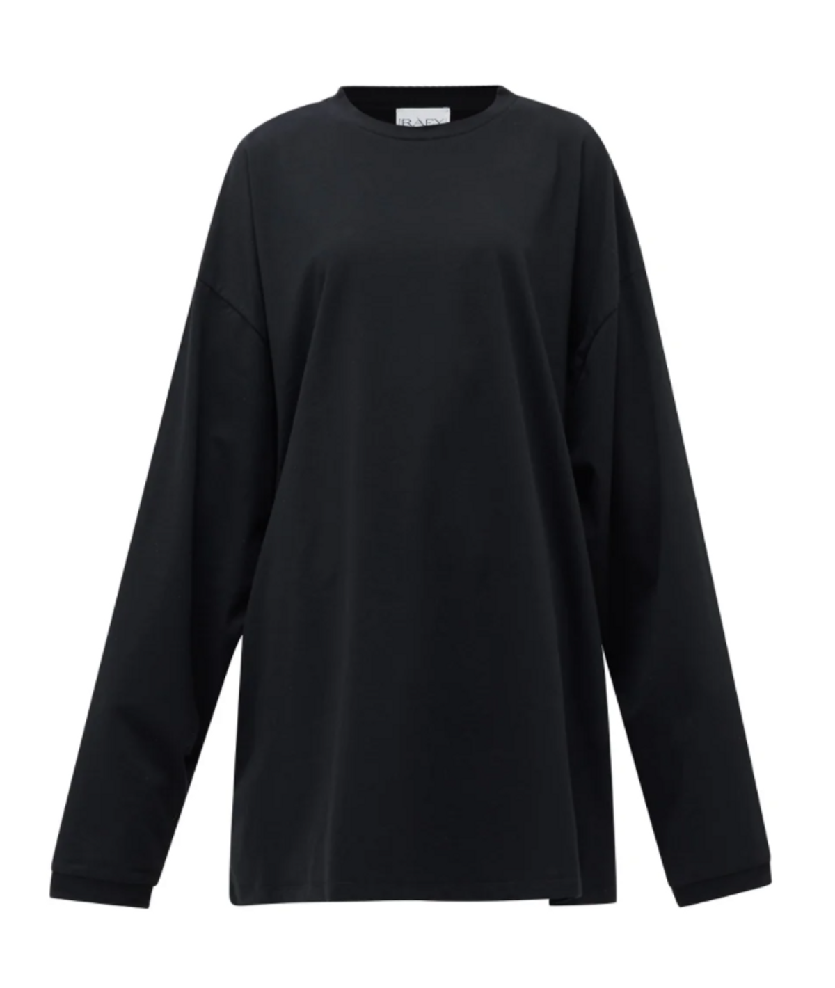 Oversized Recycled-yarn Cotton-blend T-shirt