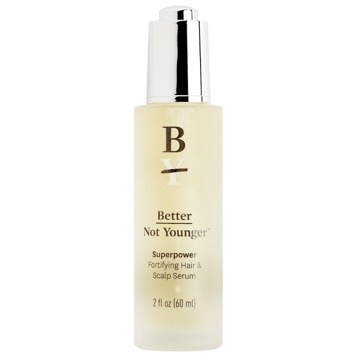 better not younger superpower fortifying hair and scalp serum